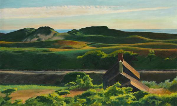 Hills, South Truro, 1930