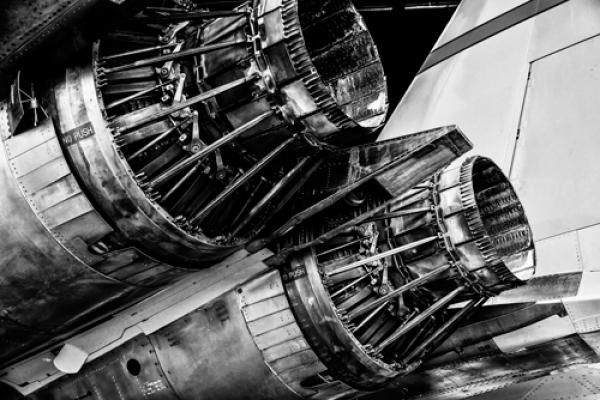 Dual Jet Engine