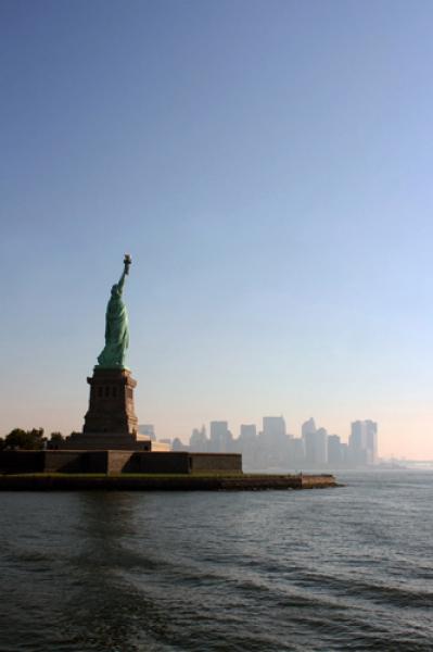 Liberty leading the City
