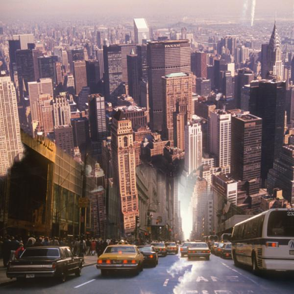 Univers urbains New York