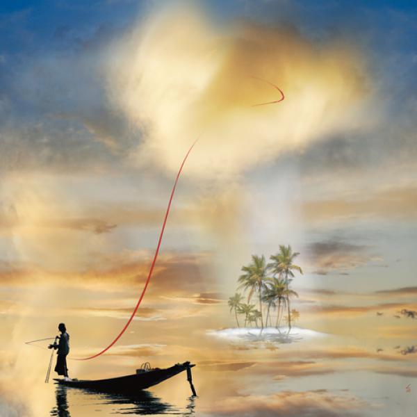 Le pêcheur d´averses I