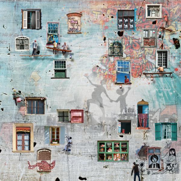 Les peintres de fenêtres