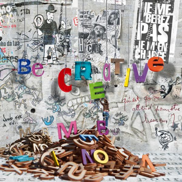 Impressions urbaines : be creative