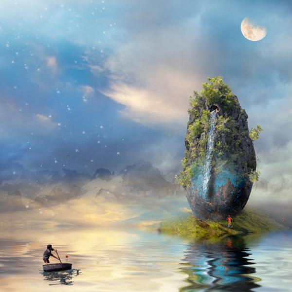 L'eau : à l'origine de la nature…