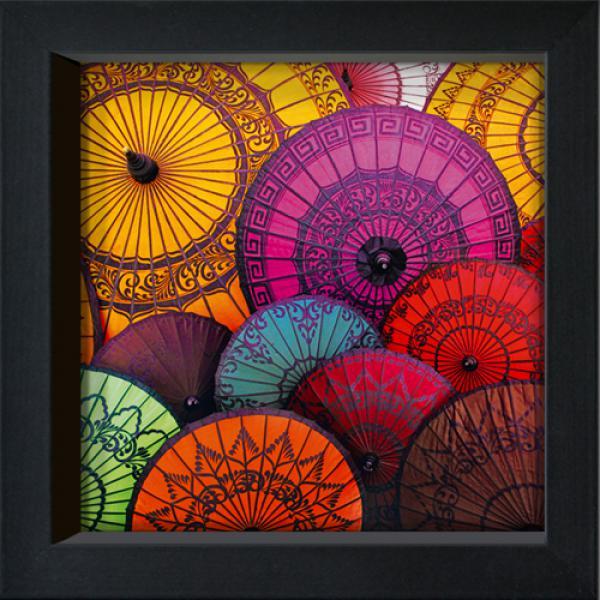 Ombrelles Birmanie I