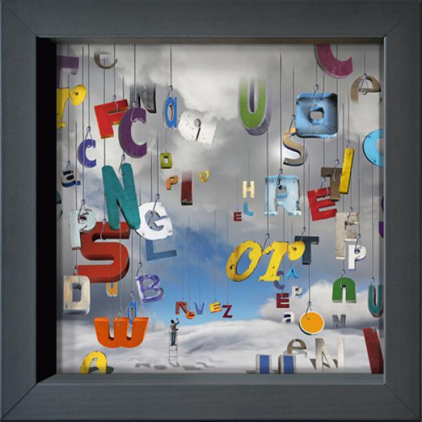 Des lettres pour le dire : rêvez !