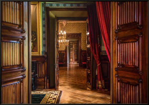 Old Castle Doorway