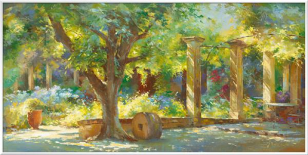 Jardin - Le Prieurè