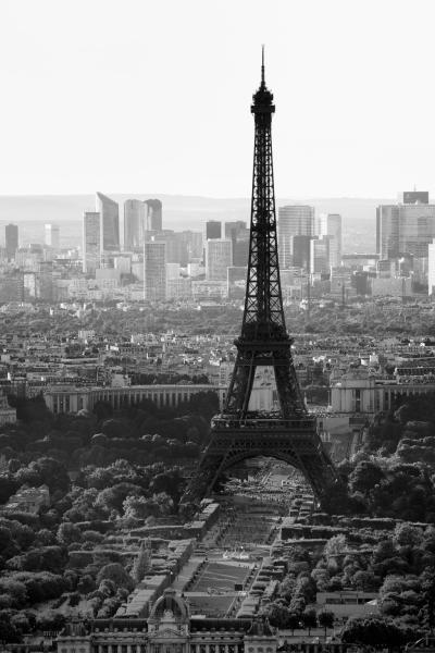 Eiffel Aerial