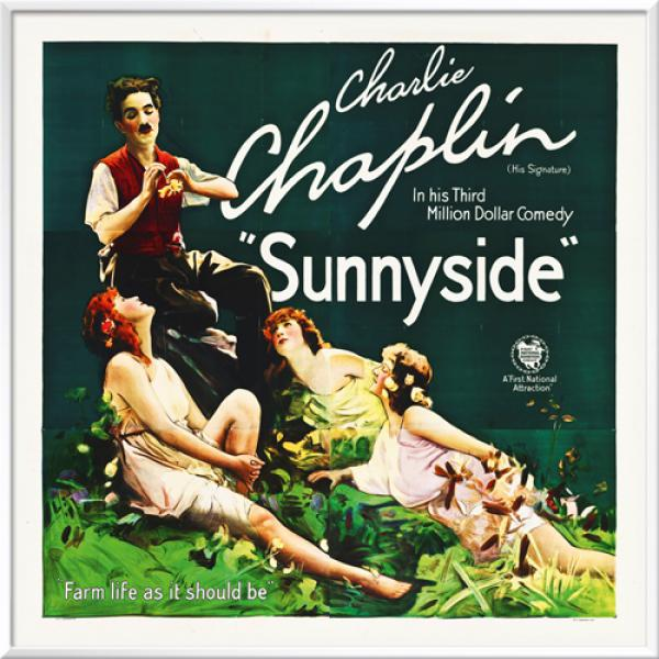Chaplin, Charlie, Sunnyside, 1919