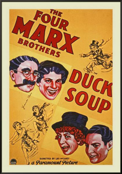 Marx Brothers - Duck Soup 02