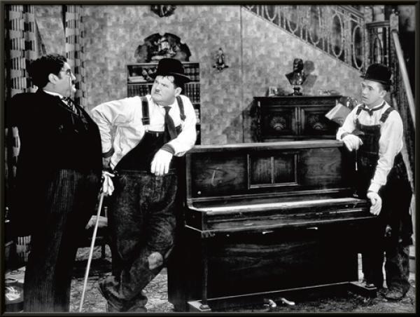 Laurel & Hardy - Music Box The, 1932