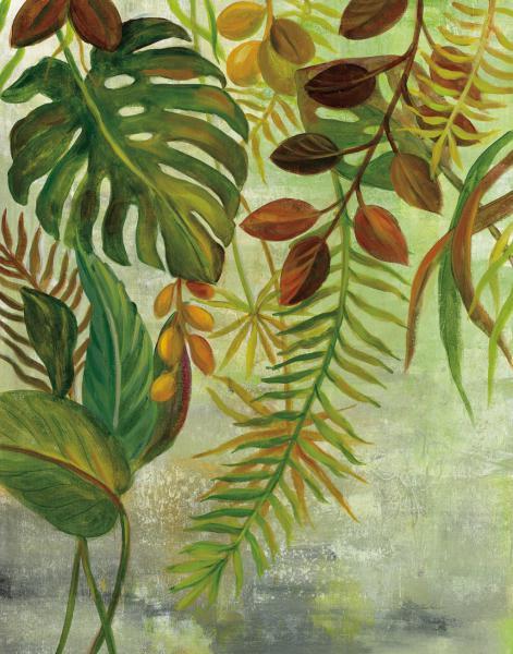 Tropical Greenery I