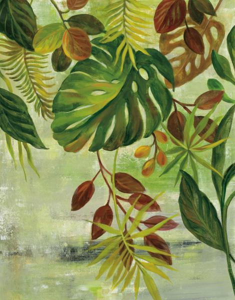 Tropical Greenery II