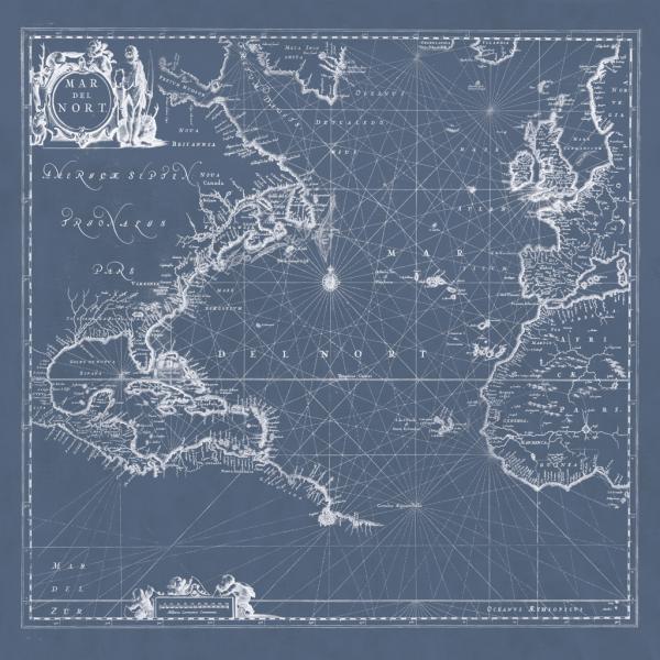 Mar del Nort Blueprint