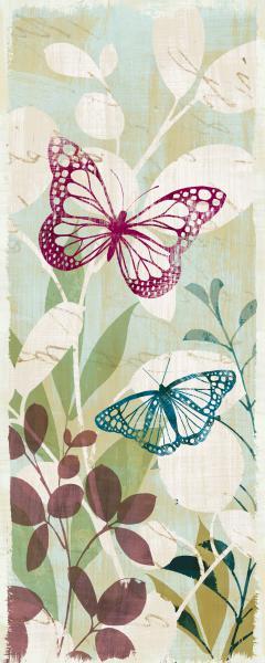 Fluttering Panel I