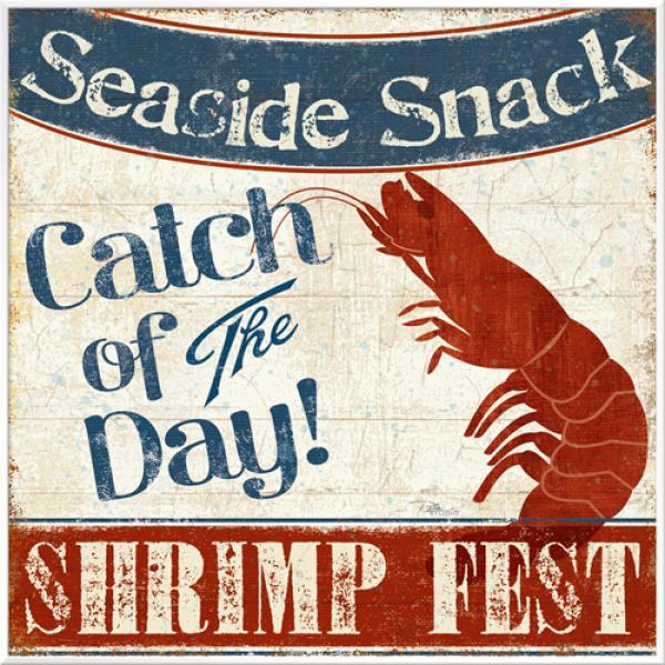 Fresh Seafood III