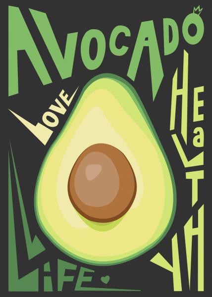 Kitchen Avocado