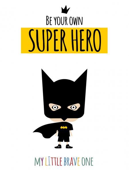 Superhero One