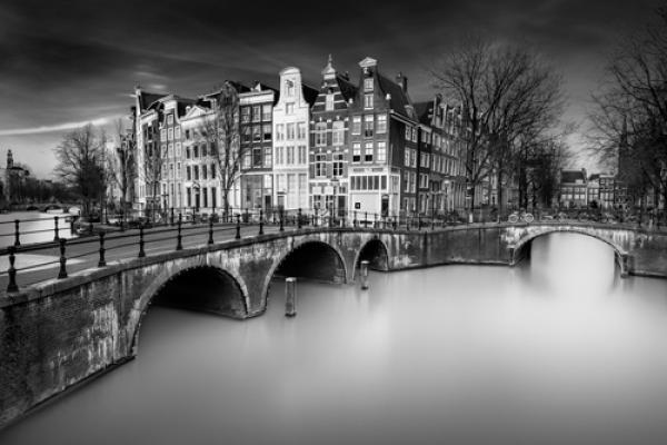 Le pont d´Amsterdam