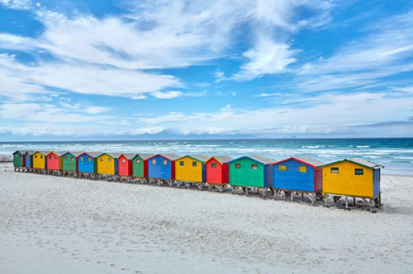 Beach Houses I