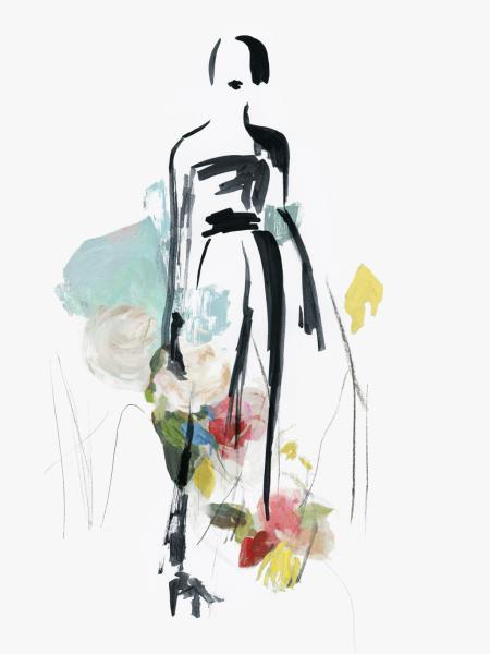 Fashion Flowers III