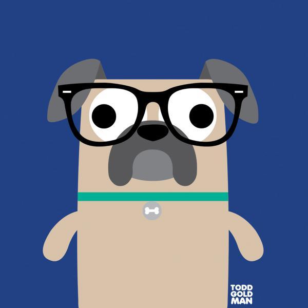 Bow Wow Pug