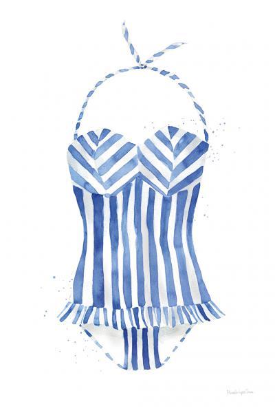Vintage Swimwear I