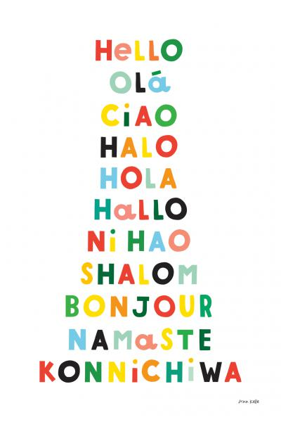 Language of Hello