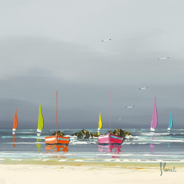 La plage I