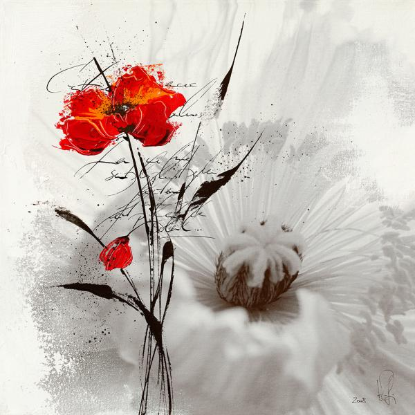 Petite aventure fleurie I