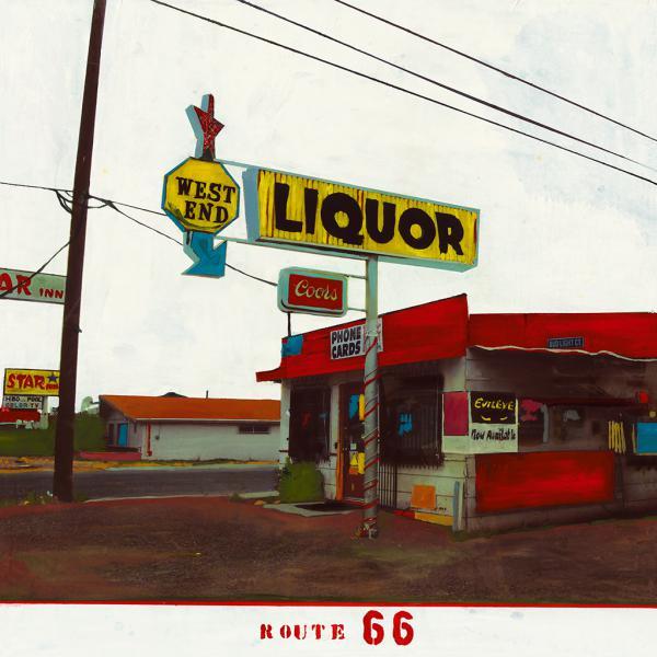 Route 66 - West End Liquor